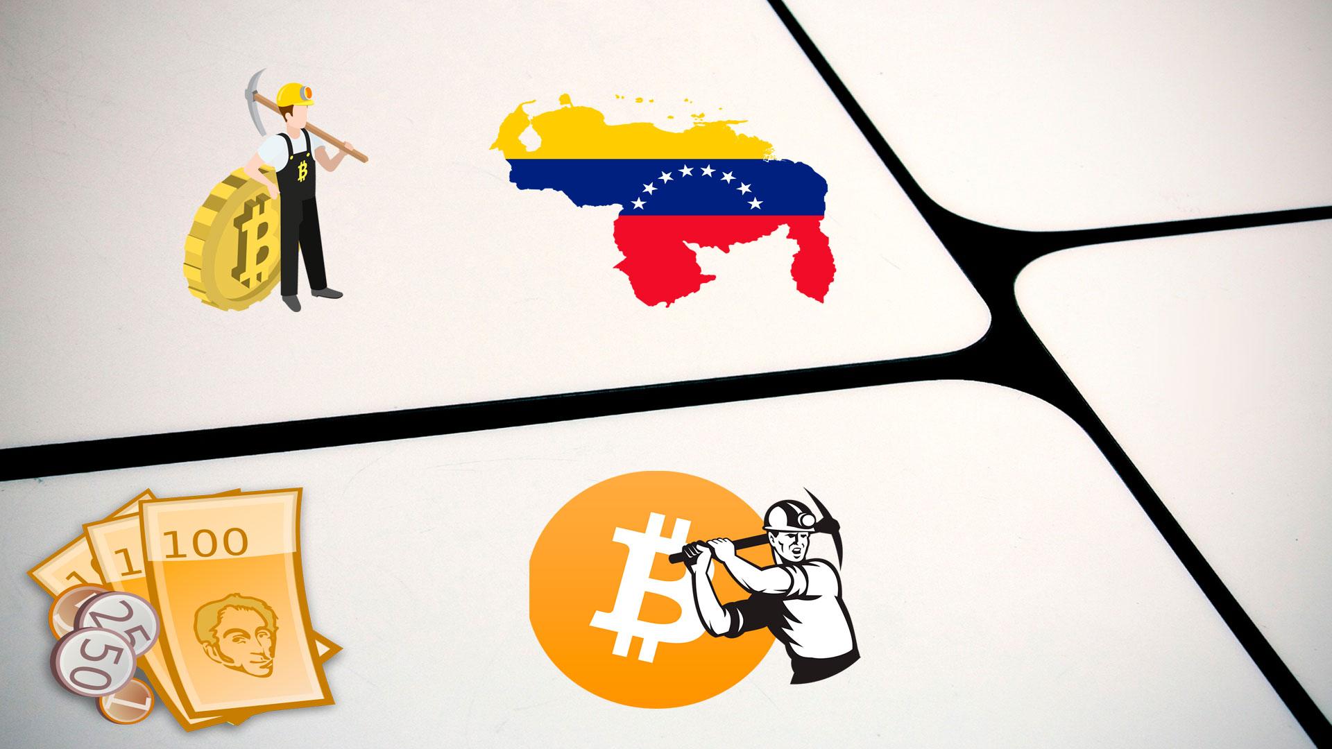 Bitcoin petro venezuela
